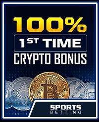 SportsBetting.ag Crypto Bonus First Time
