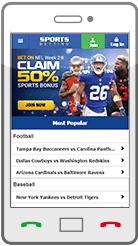 SportsBetting.ag Mobile Betting